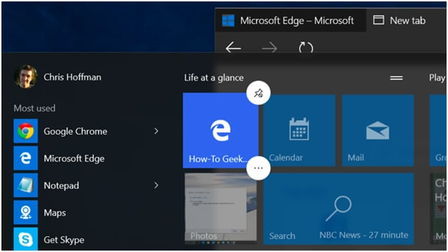 All you need to know about the Microsoft Edge Browser on Windows 10