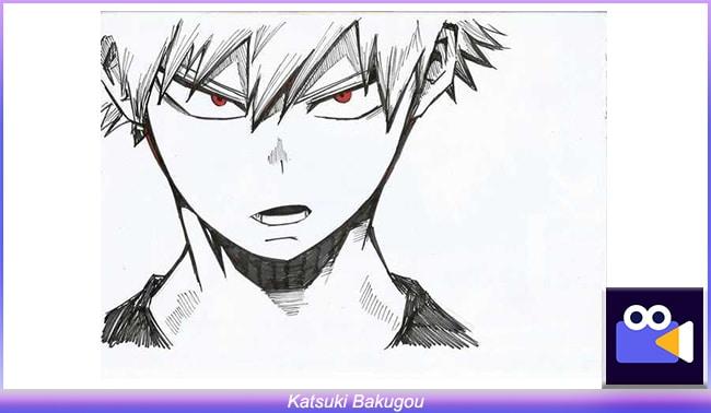 Katsuki Bakugou