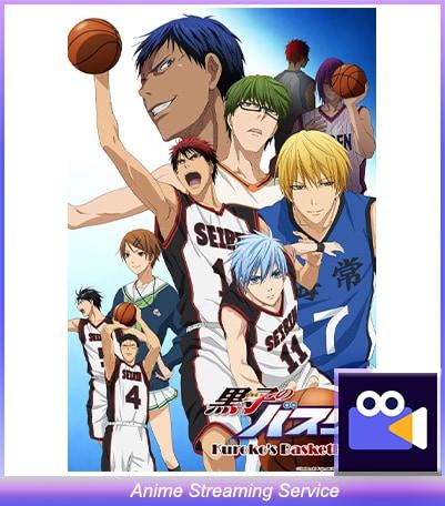anime streaming service