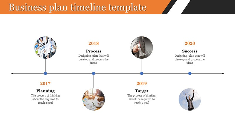 business-timeline-template