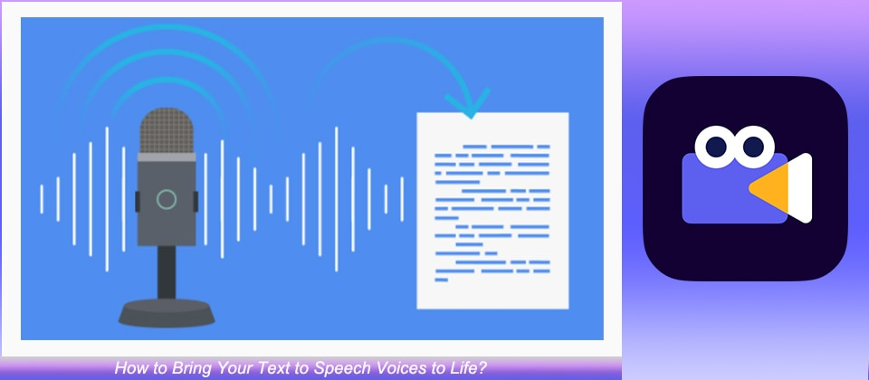 Text to Speech Voices to Life