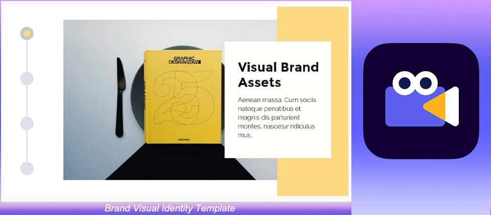 Brand Visual Identity Template