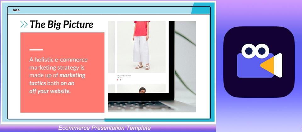 Ecommerce Presentation Template