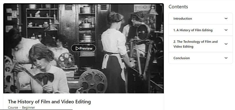 history-of-filmmaking