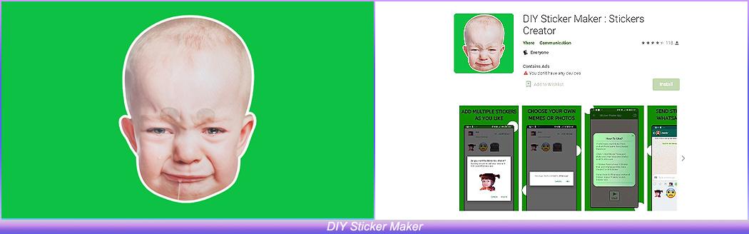 DIY Sticker Maker