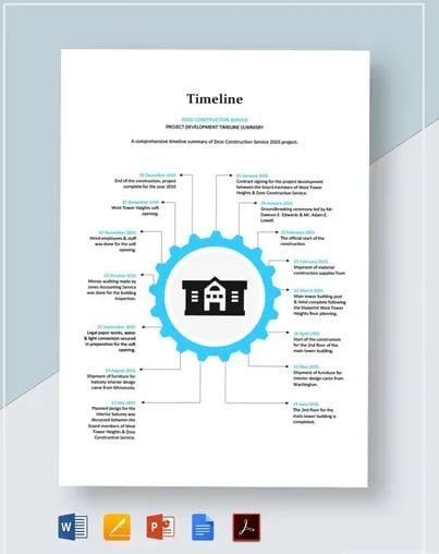 simple-timeline