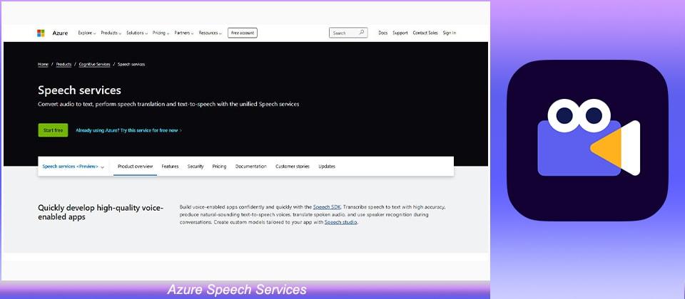 Azure Speech Services