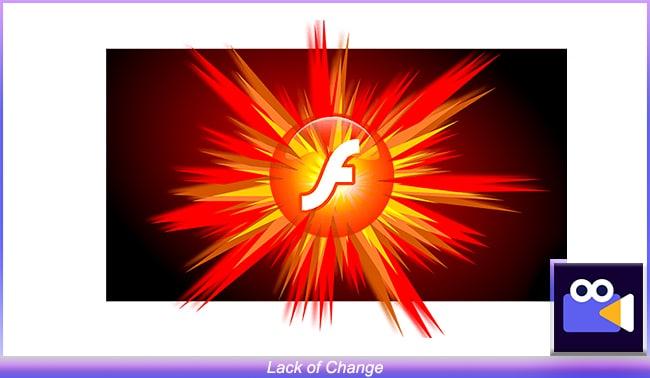 Lack of Change