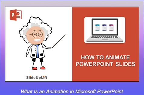 Animation in Microsoft PowerPoint