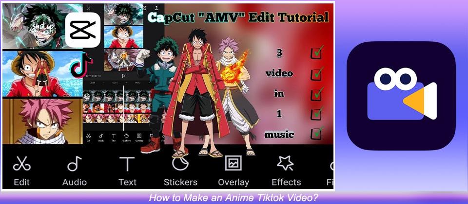 Anime Tiktok Video