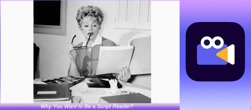 become a script reader