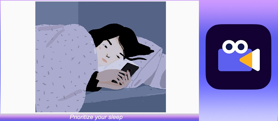 Prioritize your sleep