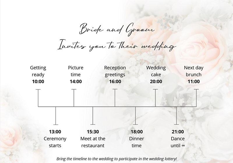 wedding-tieline-template