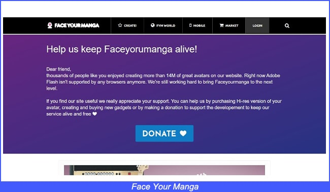 FaceYourManga