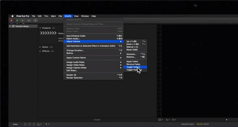 apply-fade-in-and-fade-out-final-cut-pro-x-keyframe-animations