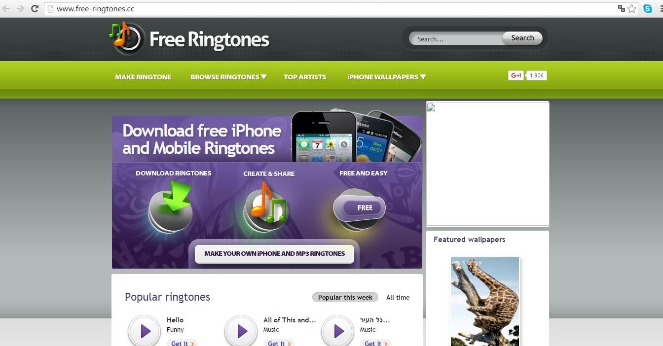 top 20 websites and apps to download hip hop ringtones