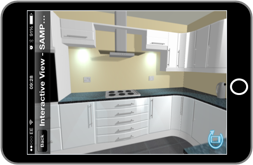Kitchen Planner free kitchen design software for mac