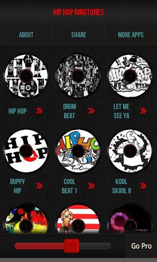 ringtone hip hop beat