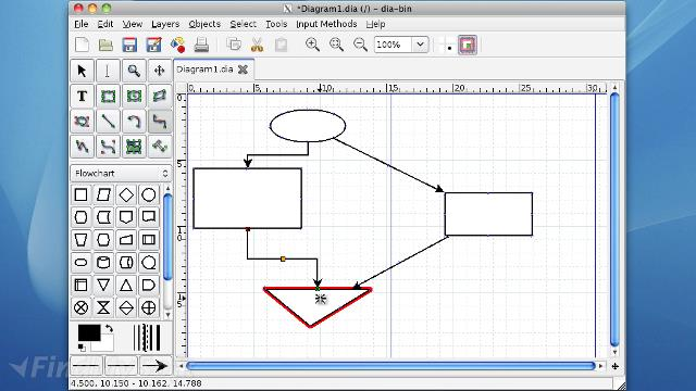 Free diagram software mac ccuart Image collections