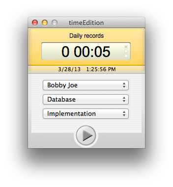 Free Time Tracking Software Mac