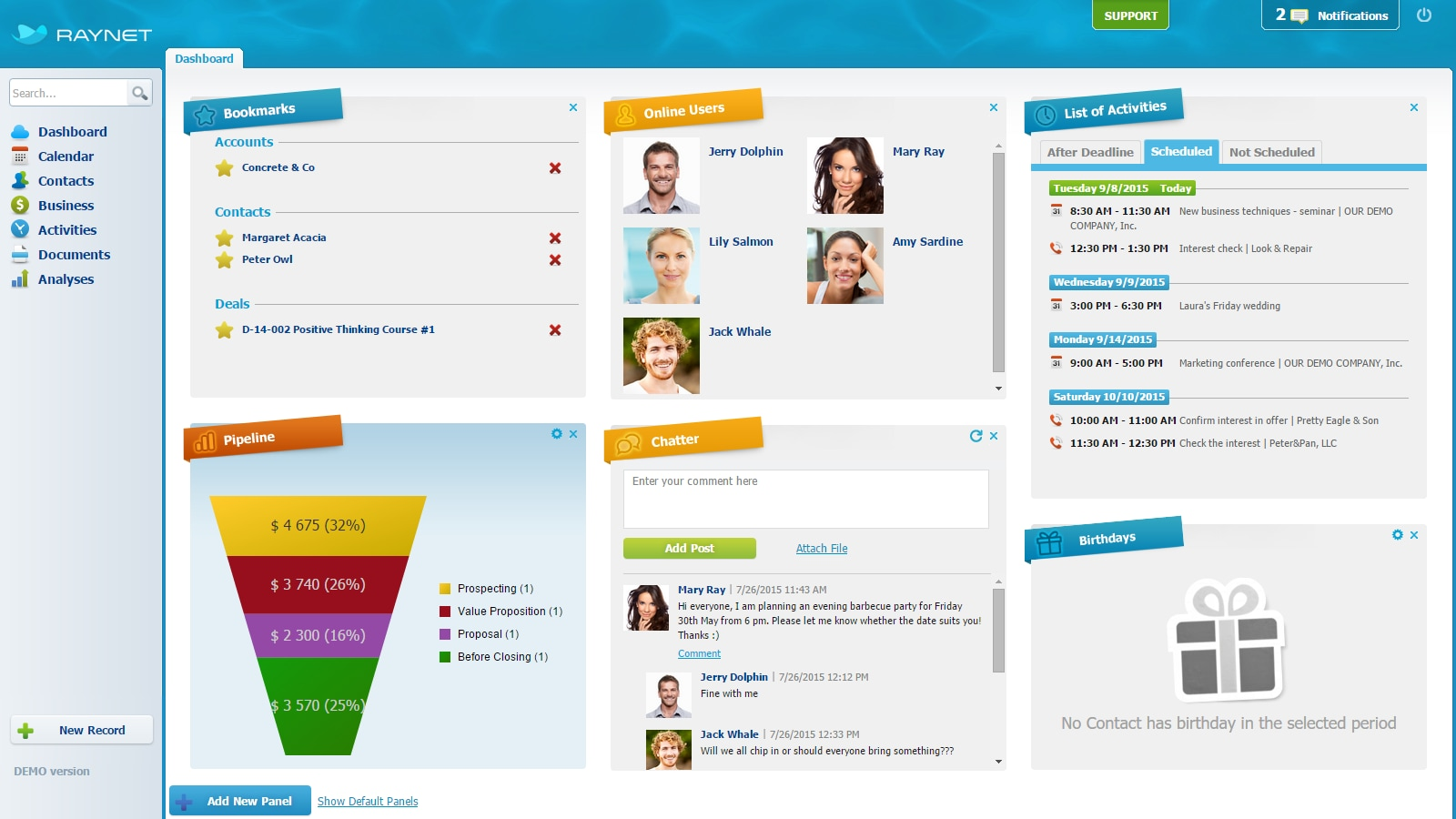 Free Crm Software For Windows
