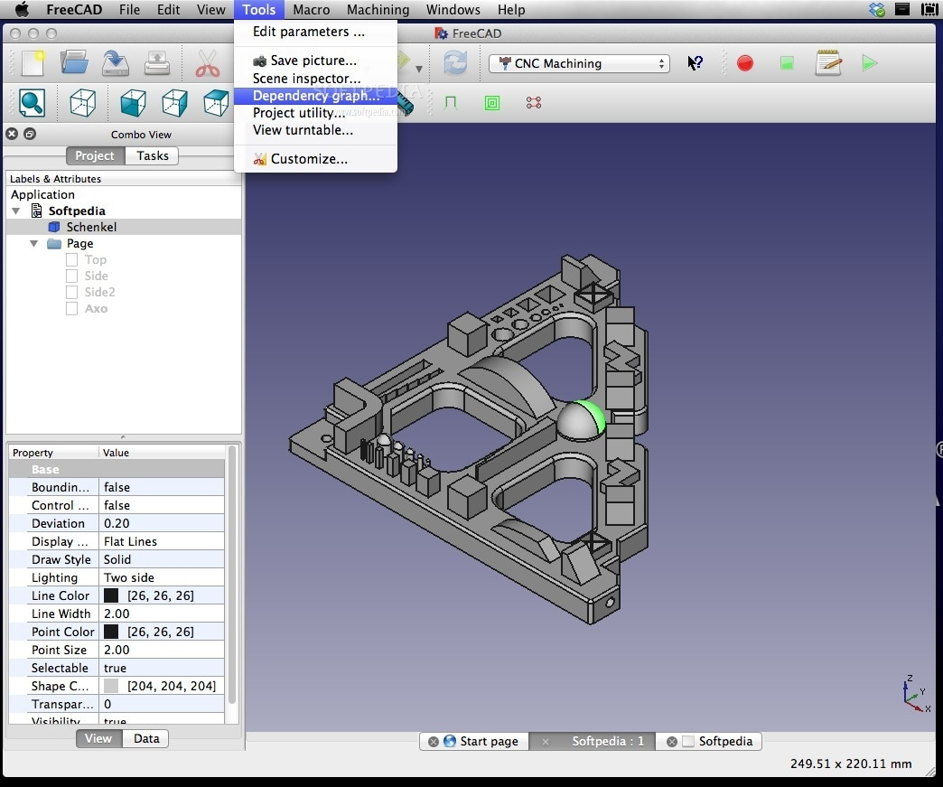 Professional cad software for mac