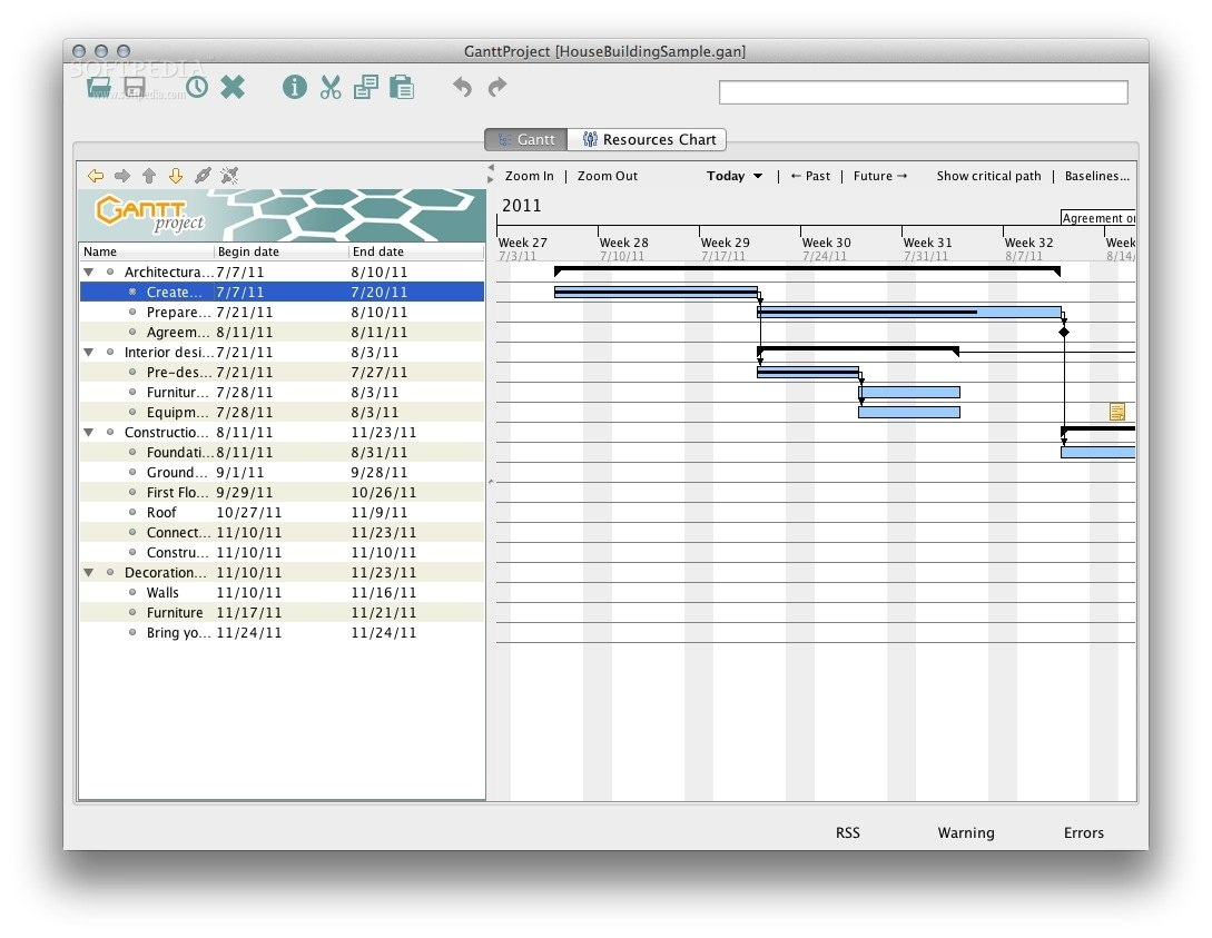 Free project management software for mac a simple and good gantt planner the best on sourceforge for desktop it works fine with my mac osx lion and windows seven many thanks geenschuldenfo Images
