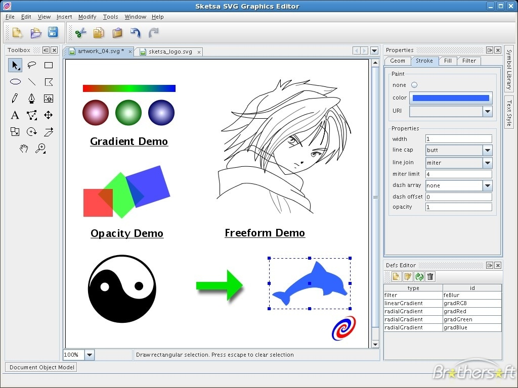 Free graphic design software windows Art design software