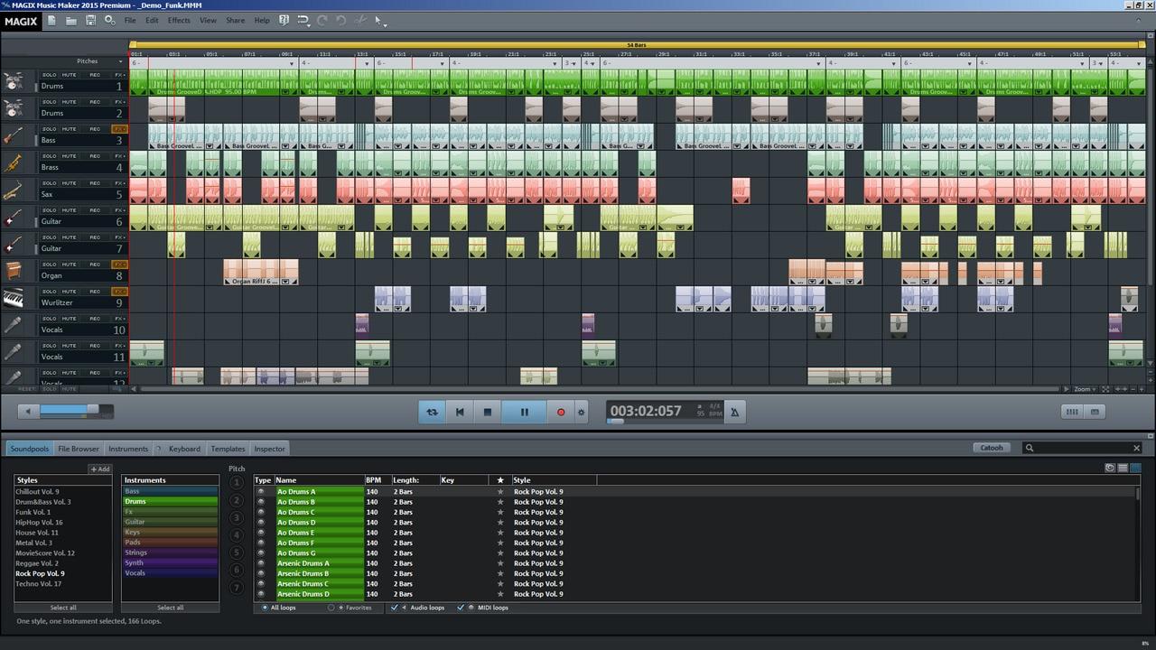 audio spectrum maker software free download