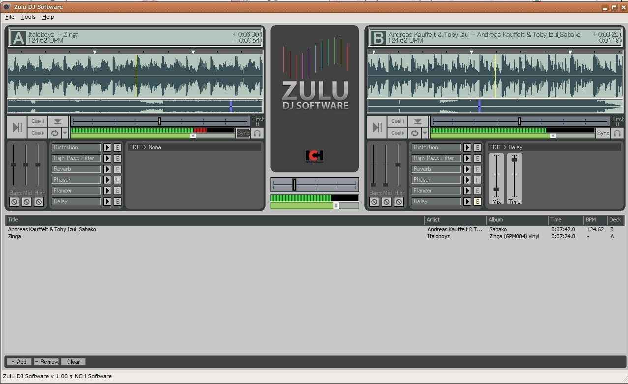 free dj software for windows
