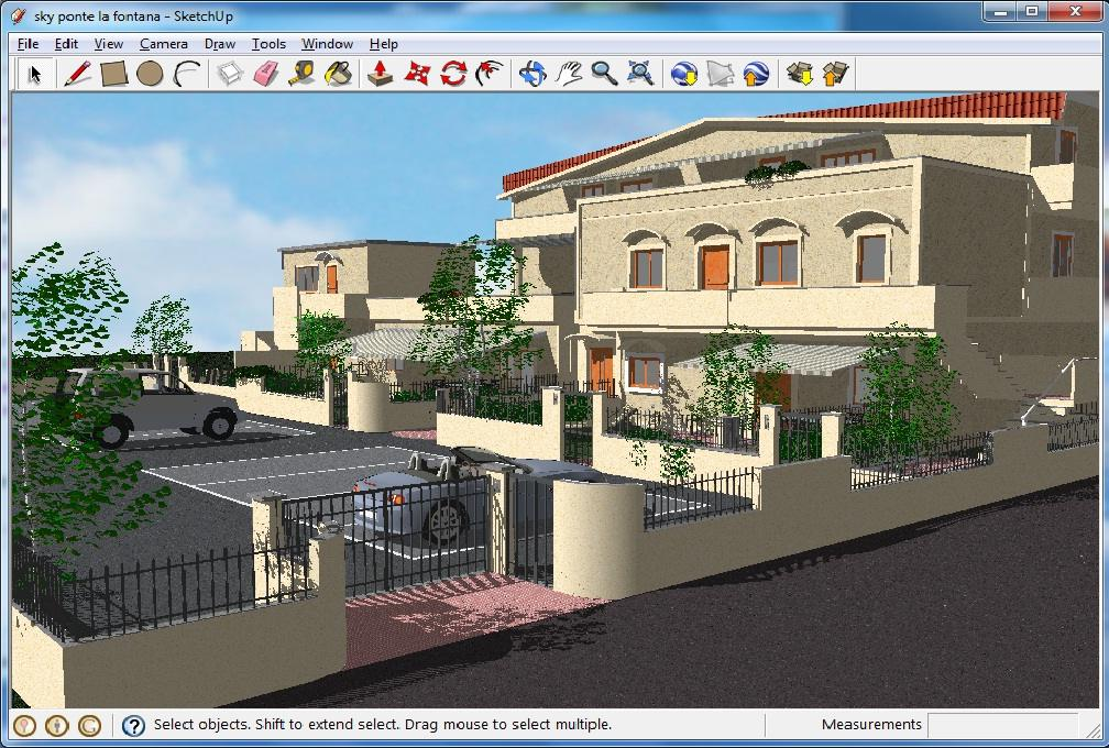Building A House Software