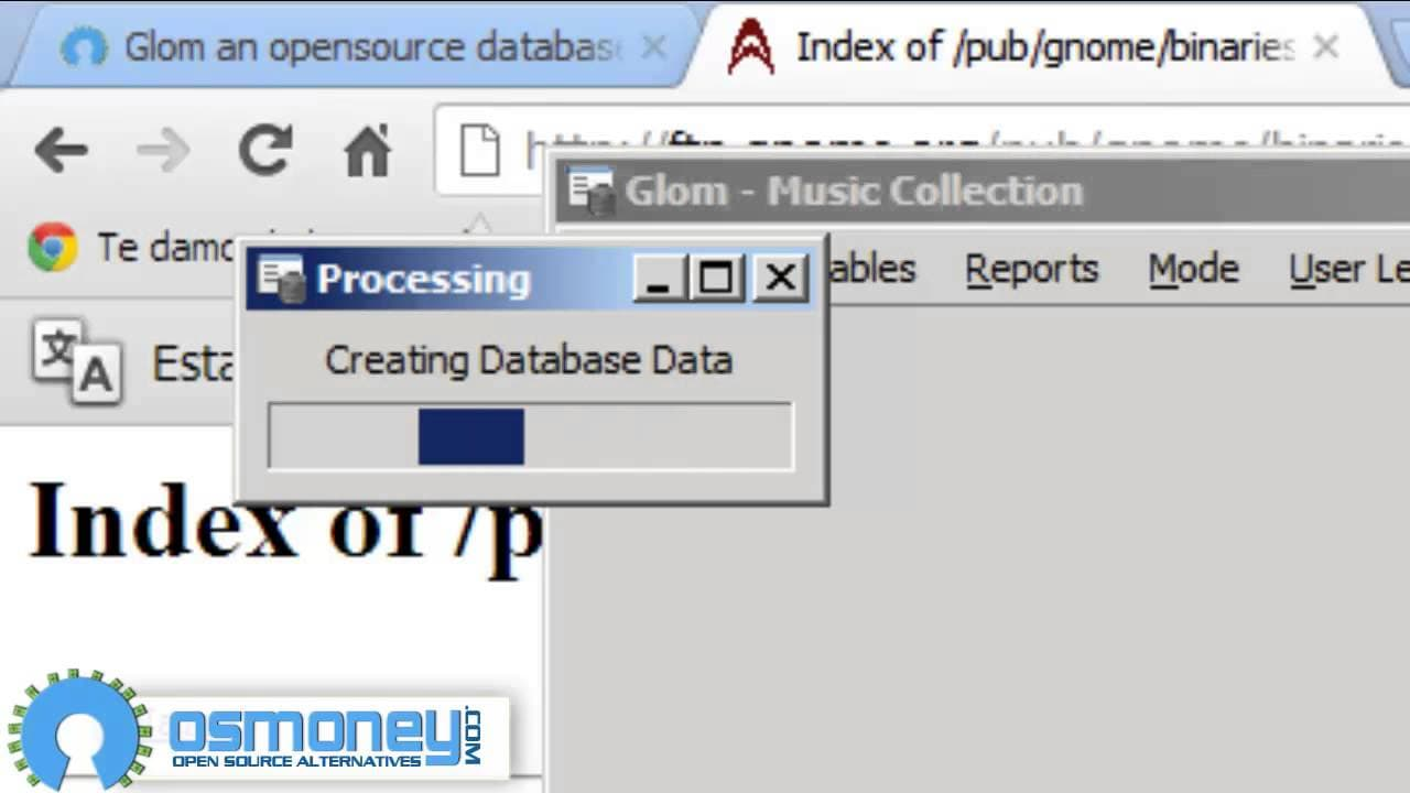 free database software for windows
