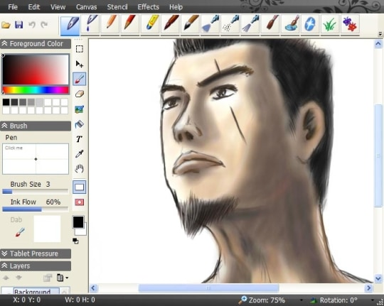 Results for Photo to line drawing software