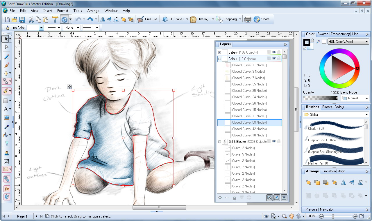 Free Drawing Software For Windows: free design programs