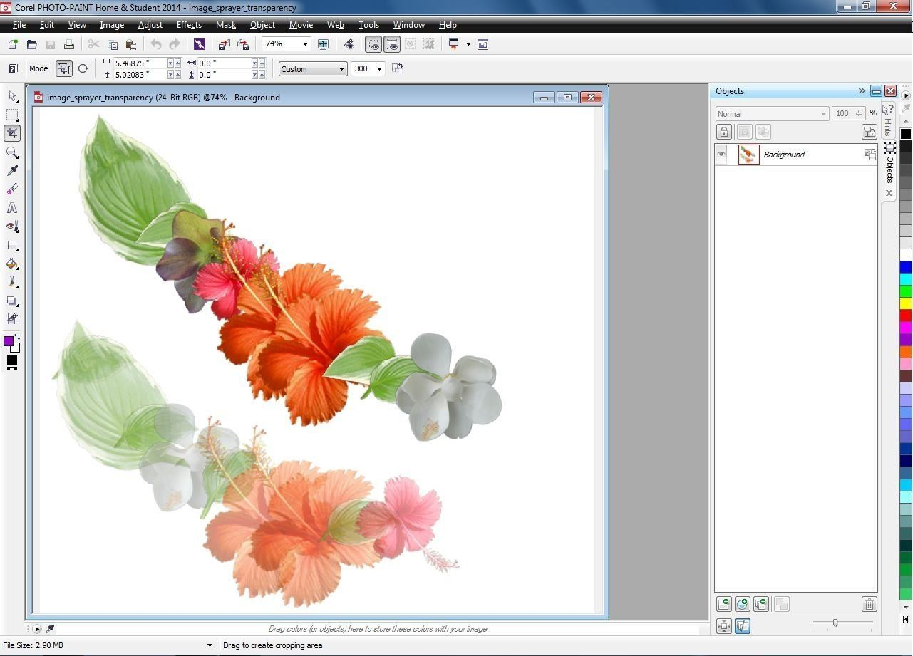 free drawing software for windows screenshot