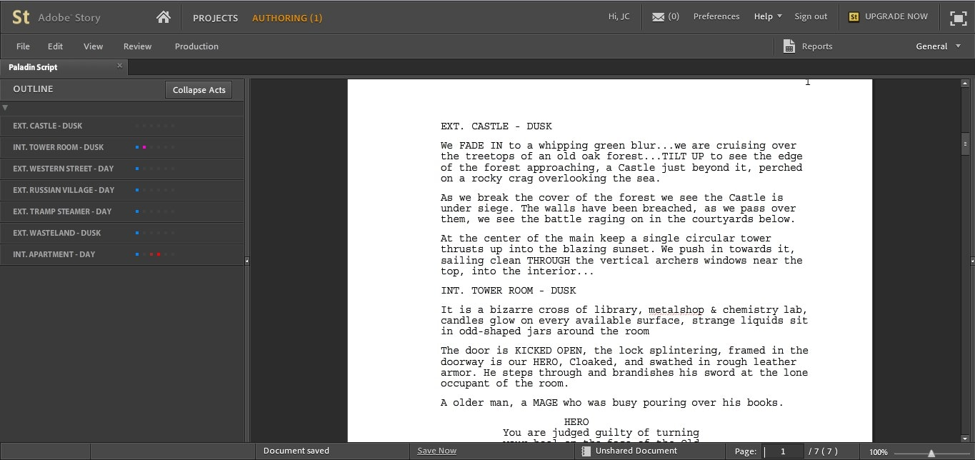 free script writing programs Bpc-screenplay software for scriptwriters and writer-directors brings a new approach to the art of screenwriting ensure there is at least 100mb of free space on.