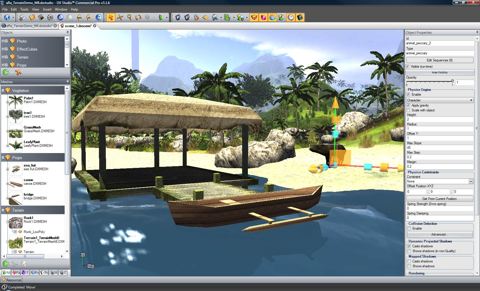3d game creation software free download