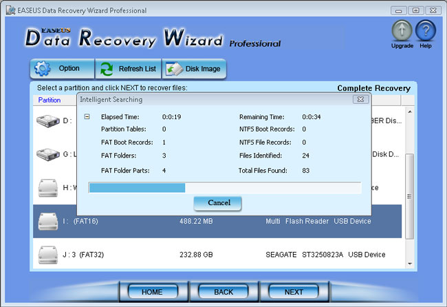EASEUS Data Recovery Wizard Professional 5.6.5 Serial