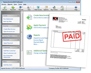 Simple Invoicing Software For Mac Hardhostinfo - Free invoice accounting software