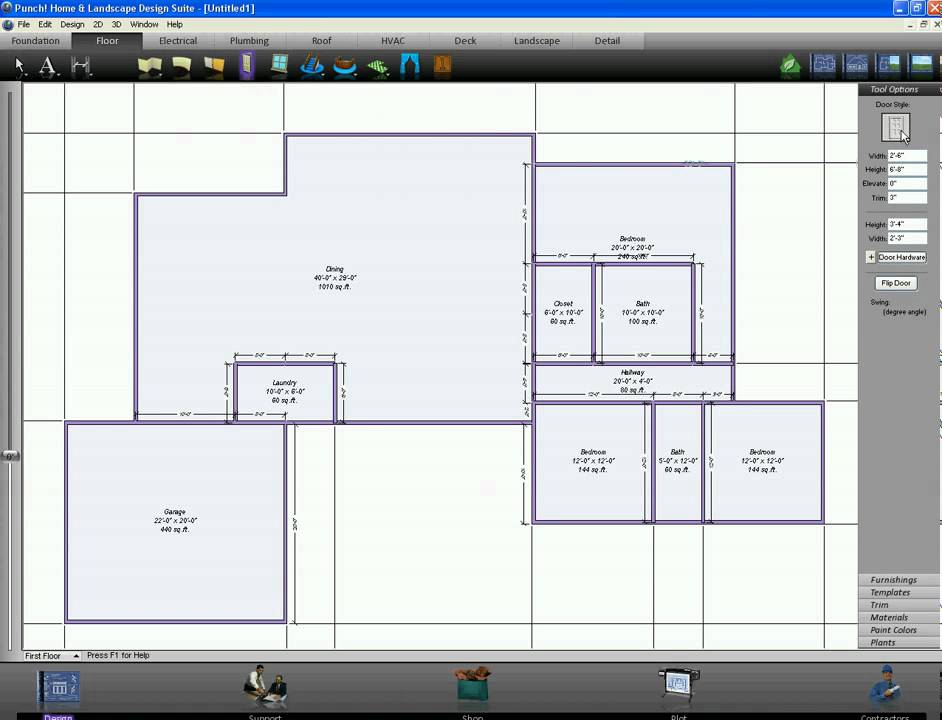 Free home design software for mac for Wohnung design programm mac
