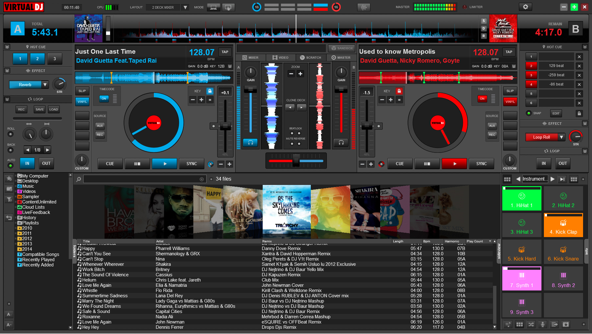 VirtualDJ Home on the Mac App Store