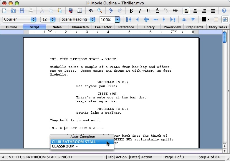 screenwriting software Explore how the principles behind open source--collaboration, transparency, and rapid prototyping--are proven catalysts for innovation.