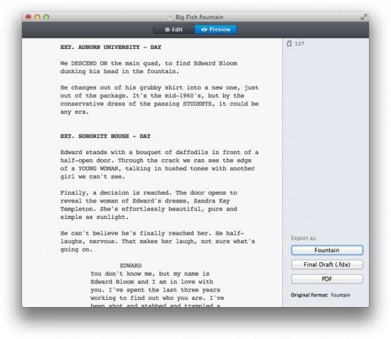 screenwriting for dummies free pdf