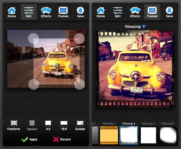 best free photo editing app for android