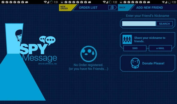 What these free Spy apps designed for Androids does