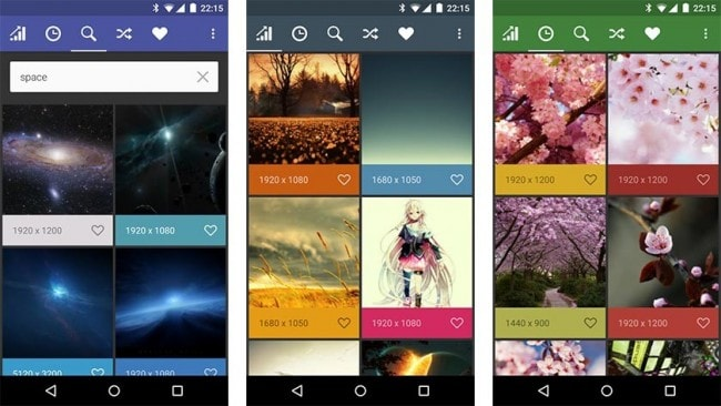 latest android app