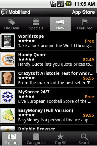 android app market: Only Android Superstore
