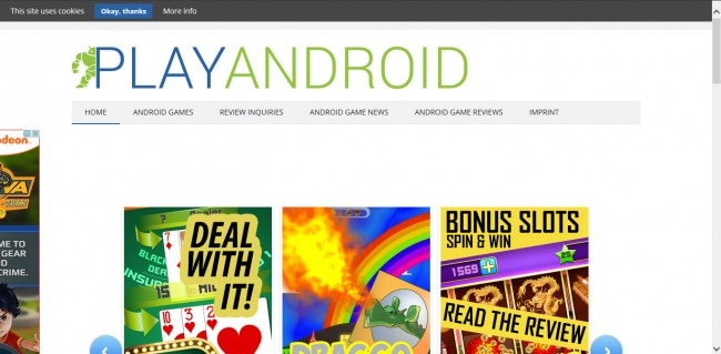 android app download website