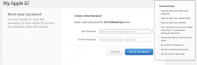 Come Recuperare la Password iCloud Email Persa