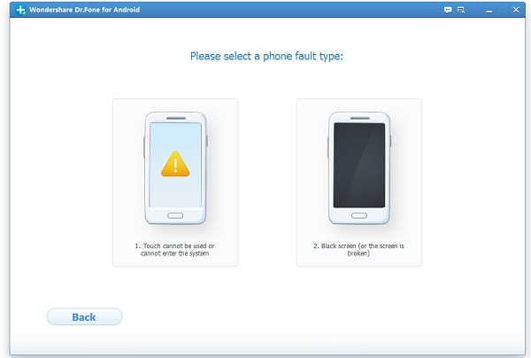 recover contacts from android with broken screen